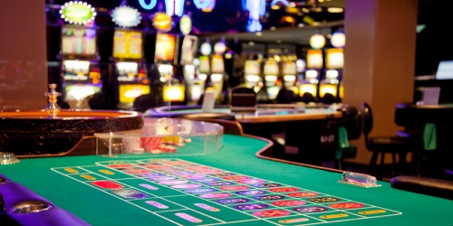 Nevada Golf and Casinos