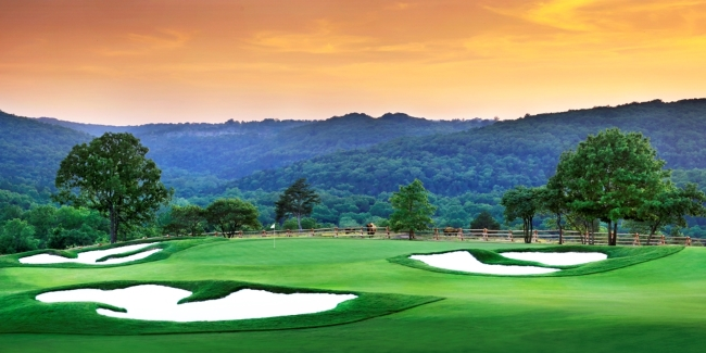 Another Major Award for Missouri's Top Course