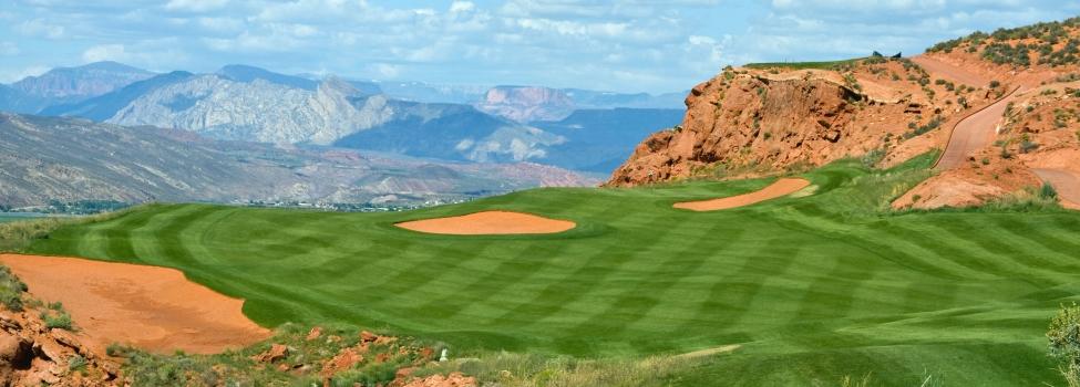 Red Rock Golf Trail - Utah