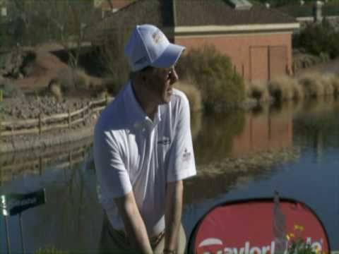Rio Secco Golf Club - Million Dollar Hole
