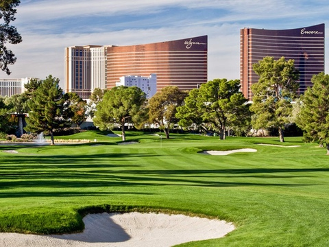 Iconic, stunning - Vegas Happens at THE Las Vegas Country Club
